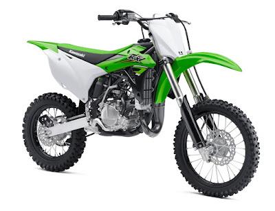 Harga dan Spesifikasi Kawasaki KX 85