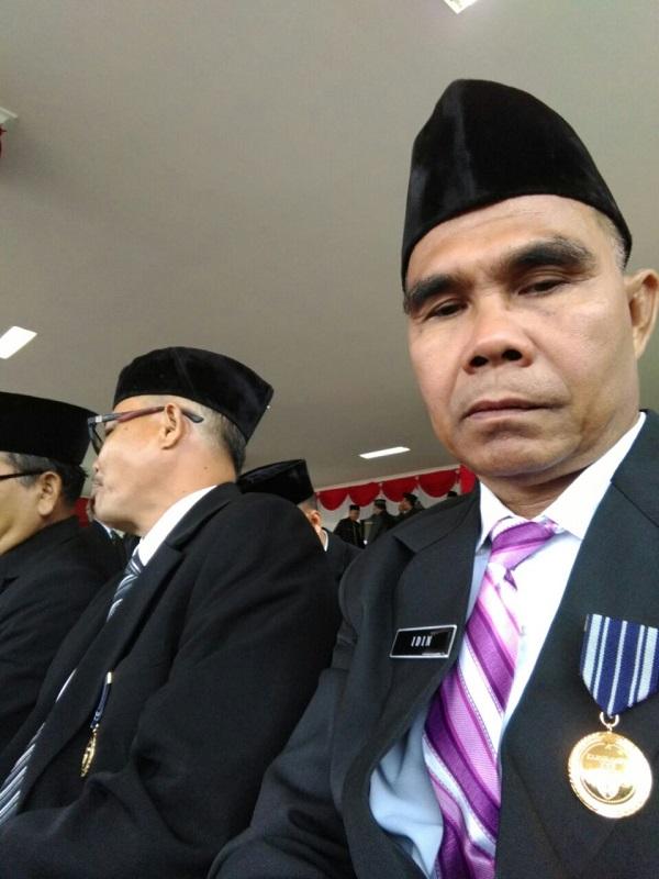 Kepala Dinas Kepemudaan, Olahraga dan Pariwisata, Idin A.Ma.Pd