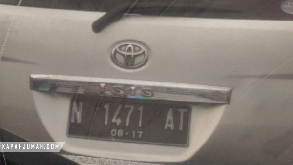 Heboh Penemuan Mobil ISIS di Bali