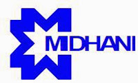 Mishra Dhatu Nigam Limited, MIDHANI, Junior Training Officer, Junior Assistant, 10th, freejobalert, Sarkari Naukri, Latest Jobs, midhani logo