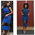 Who wore it better? Toke Makinwa Vs Chris (photos)
