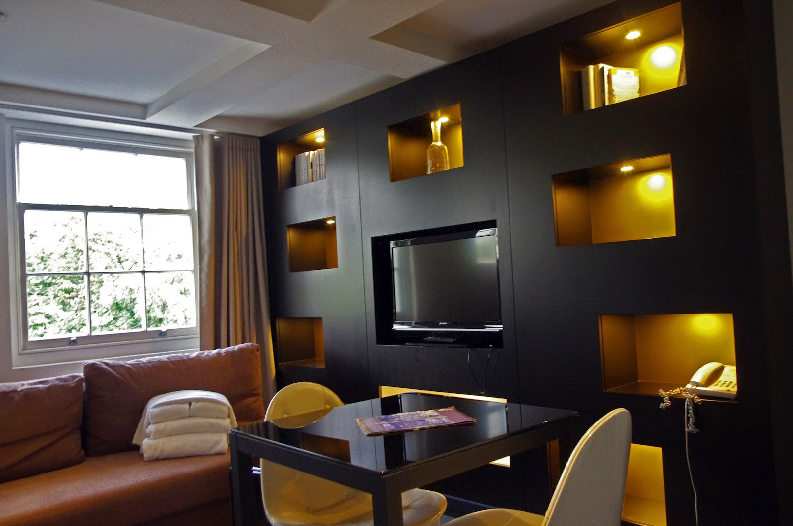 Go Native Luxury Serviced Apartments Hyde Park  London