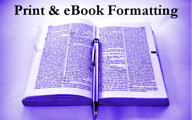 Need Book Formatting?