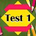 चालु घडामोडी टेस्ट 1 ; 50 प्रश्न