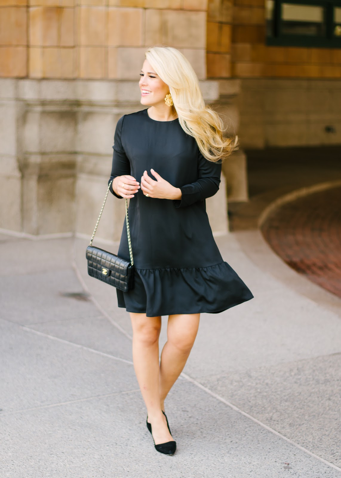 Summer Wind Little Black Dress Under 100 For Work And Play