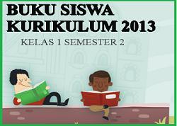 Buku guru kelas 1 semester 2 Kurikulum 2013