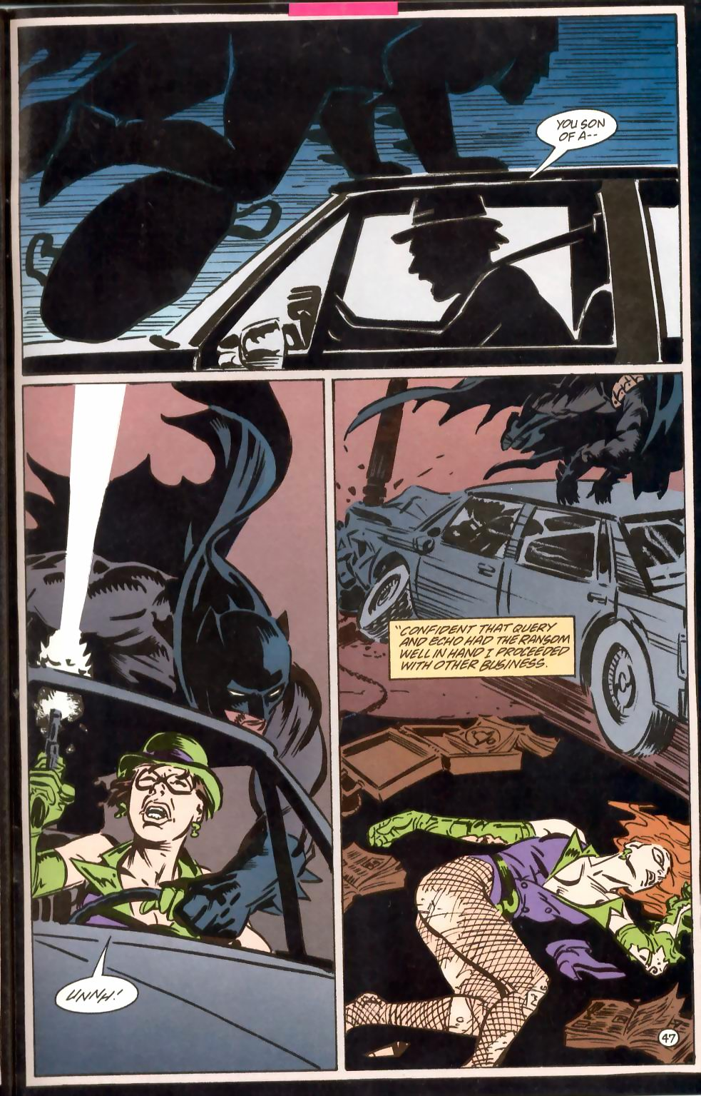 Read online Detective Comics (1937) comic -  Issue # _Annual 8 - 48