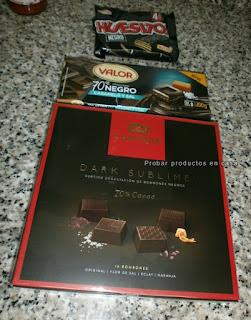 """Disfrutabox: Noviembre 2017 """"Delicatessen"""" Huesitos, Caja Roja y Valor"""