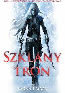 Sarah J. Maas - Szklany Tron