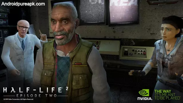 Half-Life 2: Episode Two Apk