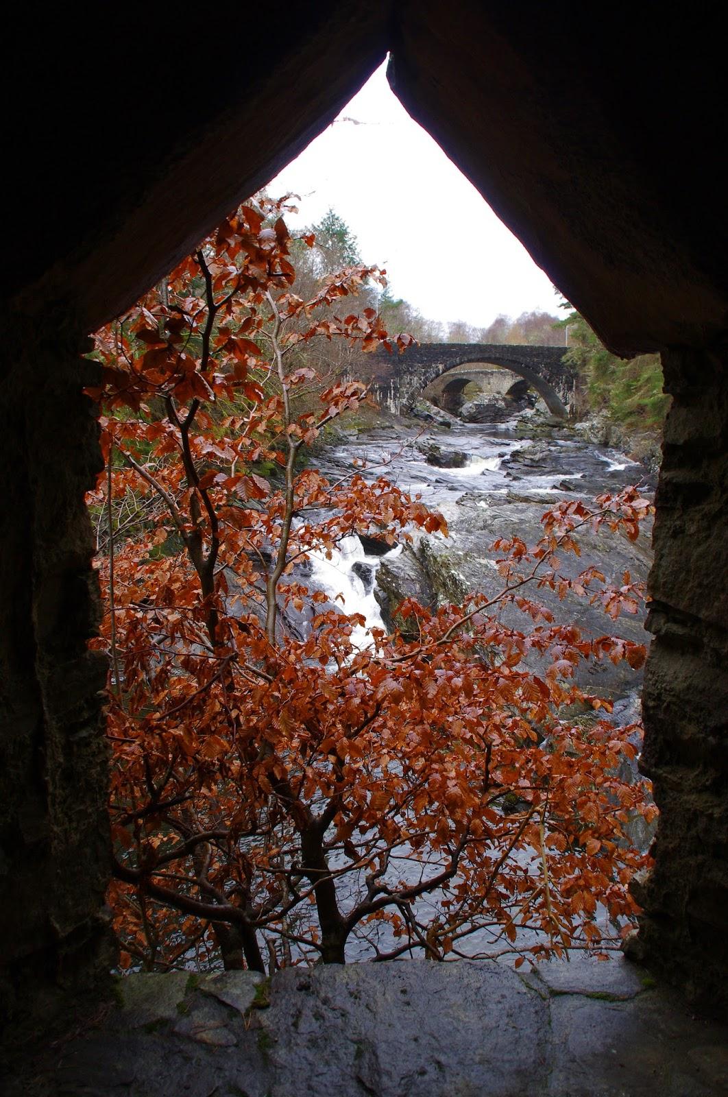 Scottish Highlands Alt na Criche Trail Loch Ness