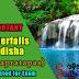 List of Jalaprapata of Odisha - Waterfalls of Odisha and belongs to District