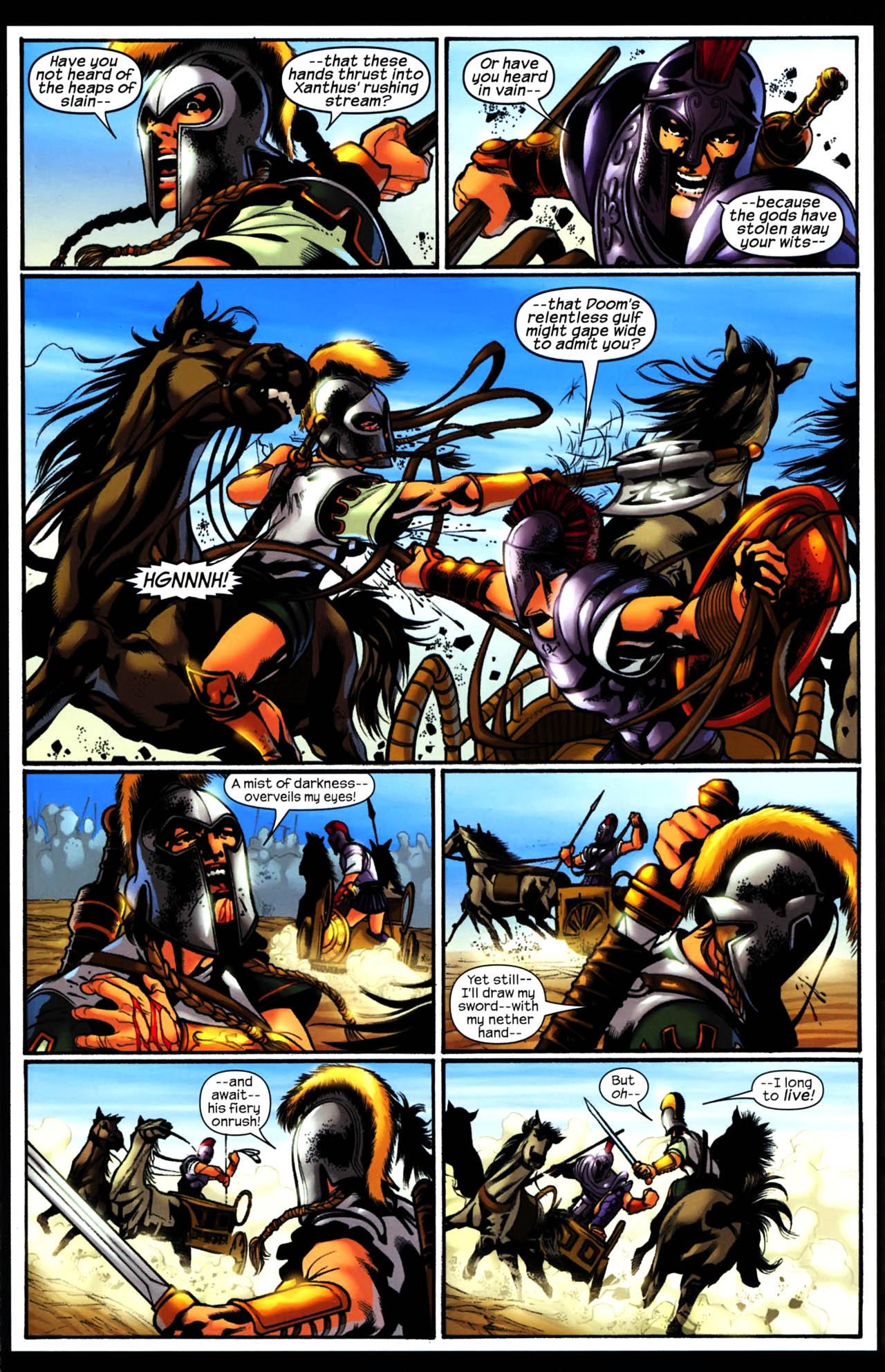 Read online Trojan War comic -  Issue #3 - 13