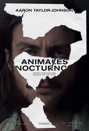 Película de suspenso Animales Nocturnos 2017 calidad hd 1080p