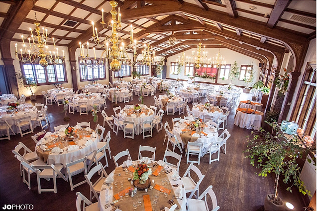 The Mountain City Club Chattanoog Wedding Venues