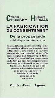 La fabrication du consentement - Noam Chomsky / Edward Herman