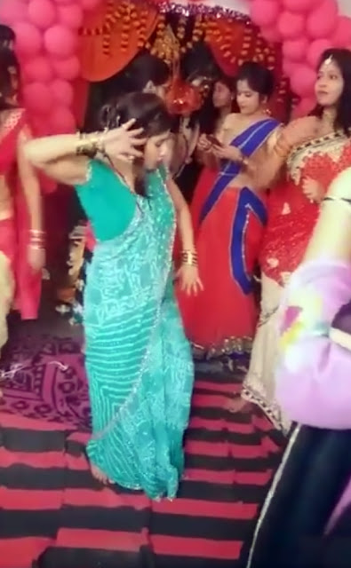 Sizzling Dance on Tere Ankhoon ka Kaajal by Sapna choudhary, Sapna choudary dance, Dance on sapna choudary song