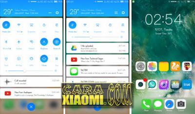Download Theme MIUI IOS 10 V5 For Xiaomi Terbaru