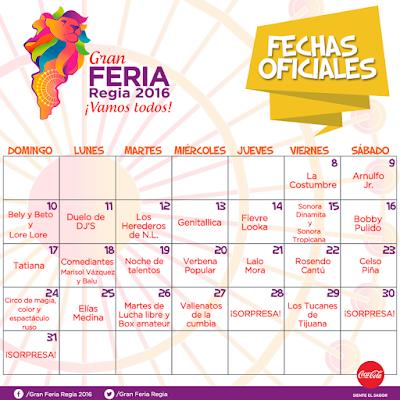 gran feria regia 2016