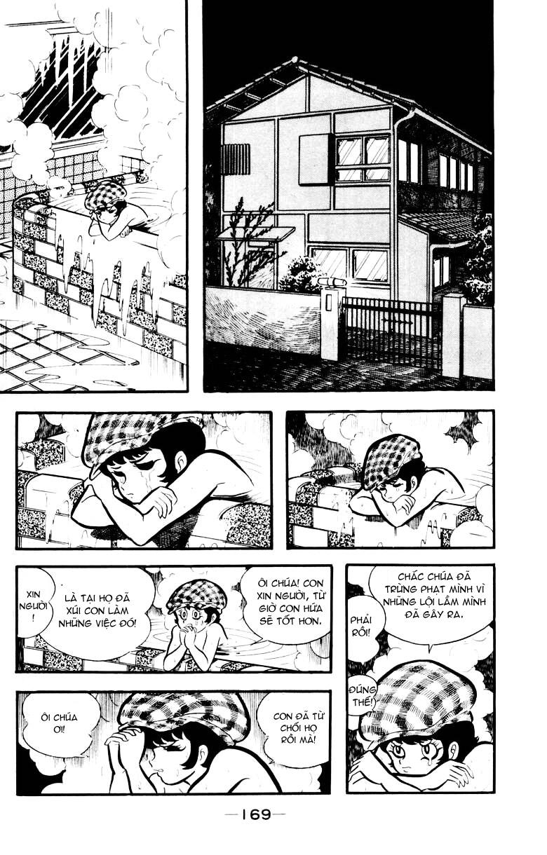 DevilMan chapter 15 trang 5