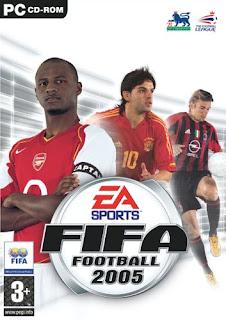 FIFA 2005 PC GAME