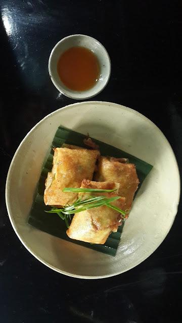 Lumpia/Martabak Ayam ala Ayam Cabe Rawit