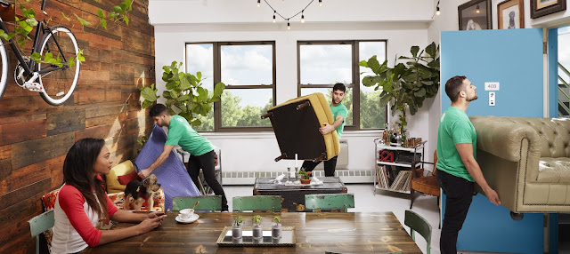 Putting Casters on your Furniture Makes Moving an Easy Task