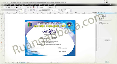 Download Sertifikat Corel Draw