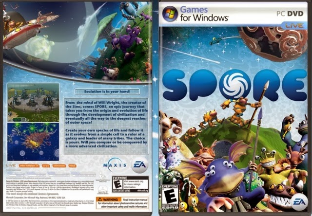 Spore game sequel