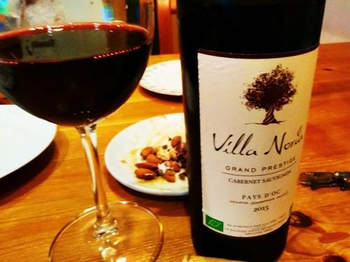 南仏のオーガニックワイン