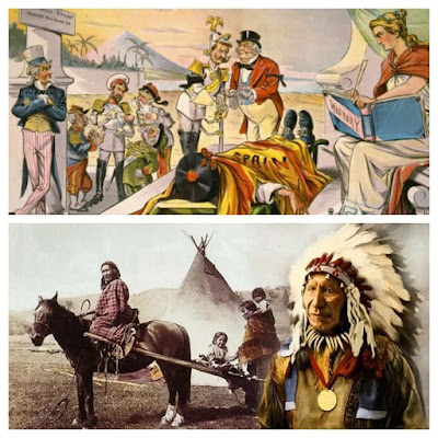 Châu Mỹ ở đâu trước khi C.Columbus tìm thấy nó và sự ra đời của nước Mỹ