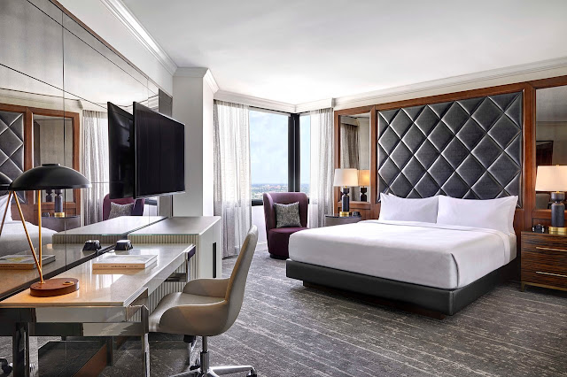 Book your next NOLA stay at JW Marriott New Orleans; the hotel offers luxury accommodations, preferred amenities and an ideal location on Canal Street.