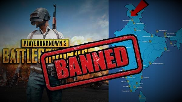 Pubg Ban In Gujarat After Jammu And Kashmir