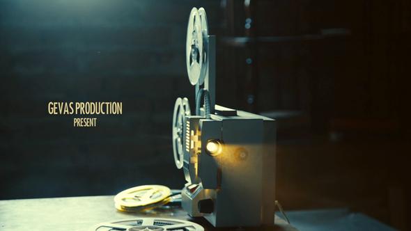 تحميل مجاني قوالب افتر افكت | Vintage Memories Film Projector 17651574 Videohive