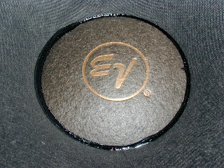 ElectroVoice SP12B Speaker Voice Coil Dust Cover