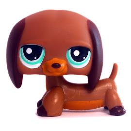 Littlest Pet Shop Pet Pairs Dachshund (#1950) Pet