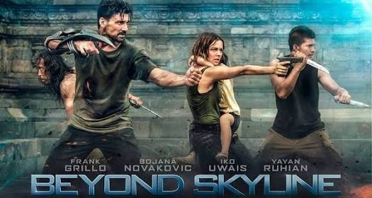 Review Film: Beyond Skyline (2017)