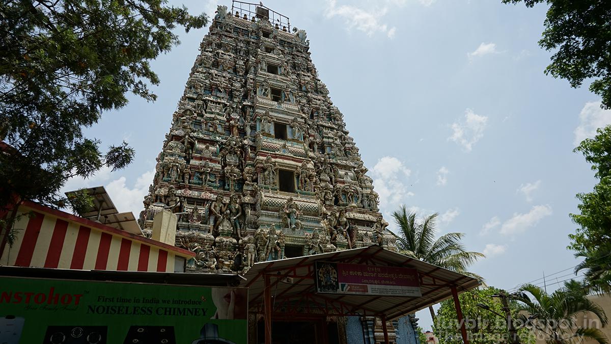 Sri Kalika Durga Parameshwari Temple, Vidyaranyapura, Bengaluru
