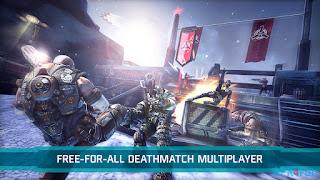 تحميل لعبة القتال Shadowgun: DeadZone v2.10.0 للاندرويد
