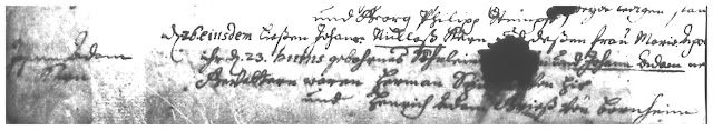 Johann Adam Kern Flonheim