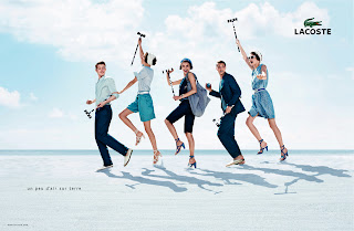 Lacoste Wear Ads Young Models HD Wallpaper