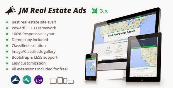Best Classifieds Ads Joomla Themes