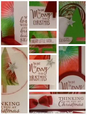 Christmas in July, Stamp a Stack, One Sheet Wonder with Zena Kennedy Independent Stampin Up Demonstrator