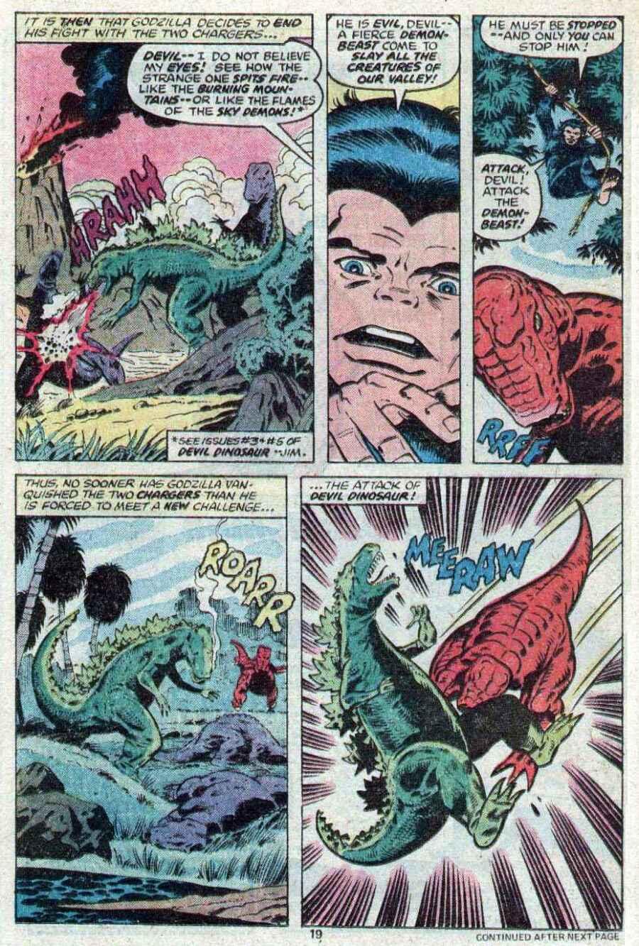 Godzilla (1977) Issue #21 #21 - English 13