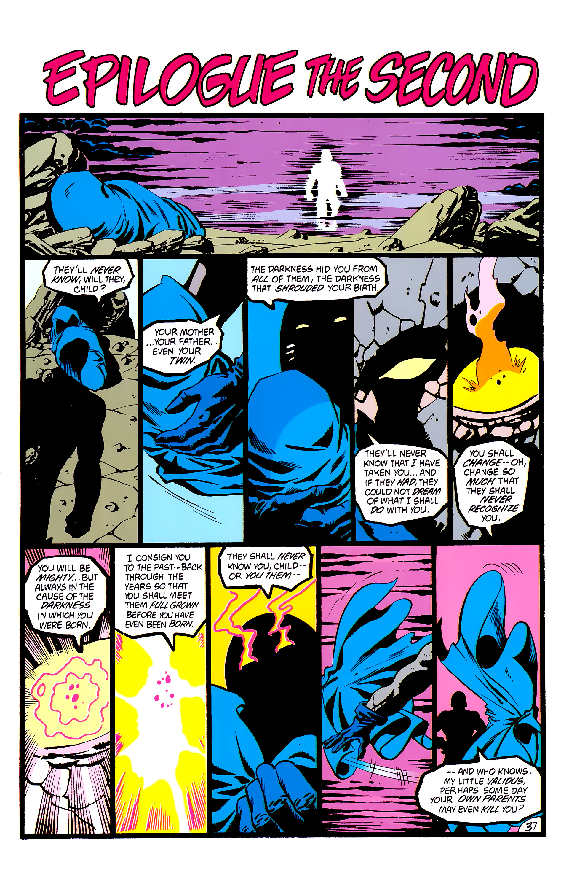 Legion of Super-Heroes (1980) _Annual_3 Page 37