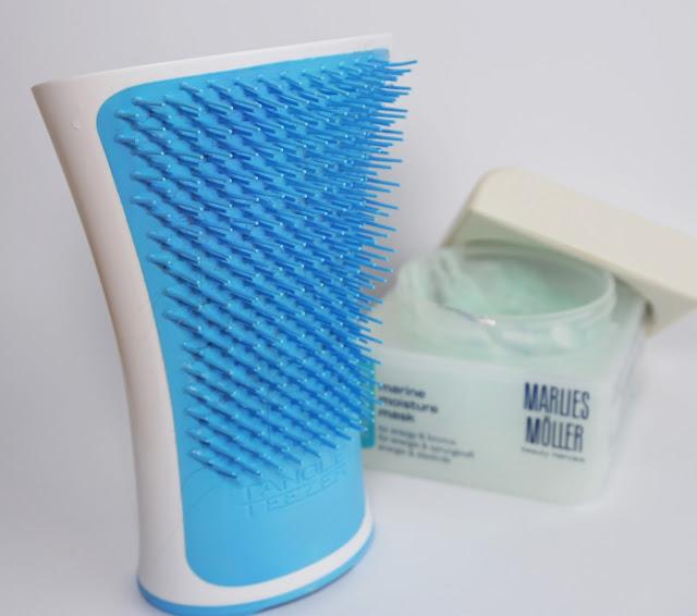 Marlies Möller - Marine Moisture Mask (Intensive Feuchtigkeit auch für feine Haare!)