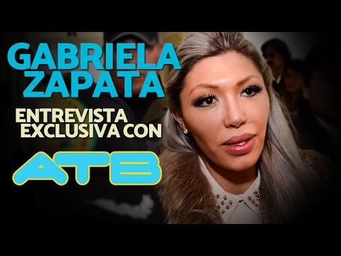 VIDEO: ENTREVISTA COMPLETA A GABRIELA ZAPATA  EN ATB - 'REVELA TODOS LOS SECRETOS'