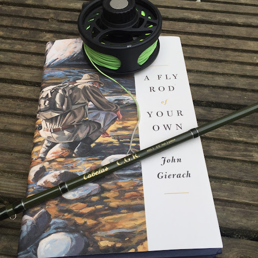 Book Review: A Fly Rod Of Your Own |The Suburban Bushwacker:                                   From Fat Boy to Elk Hunter