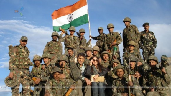 Indian Army Group Images