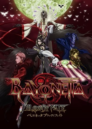 Download Bayonetta: Bloody Fate Subtitle Indonesia